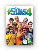 The Sims 4. English Language Pack