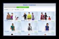 The Sims 4. English Language Pack