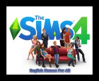 The Sims 4. Имена симов на английском