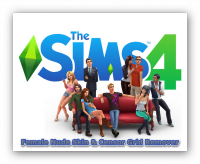 The Sims 4. Удаление цензуры