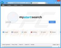 Как удалить mystartsearch из браузера?